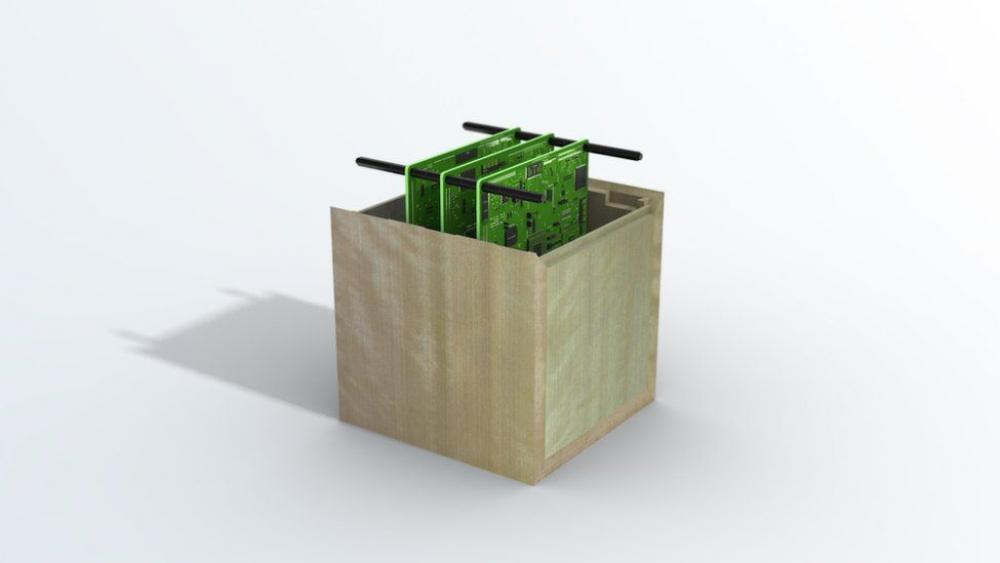 woodensatellite