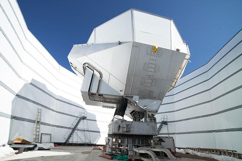 cosmology telecope
